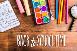 Back to School Time featured image