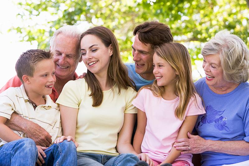 Concéntrese en la dinámica familiar: ¡Mis suegros me están sofocando!