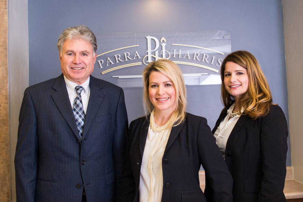 Parra harris Law reviews