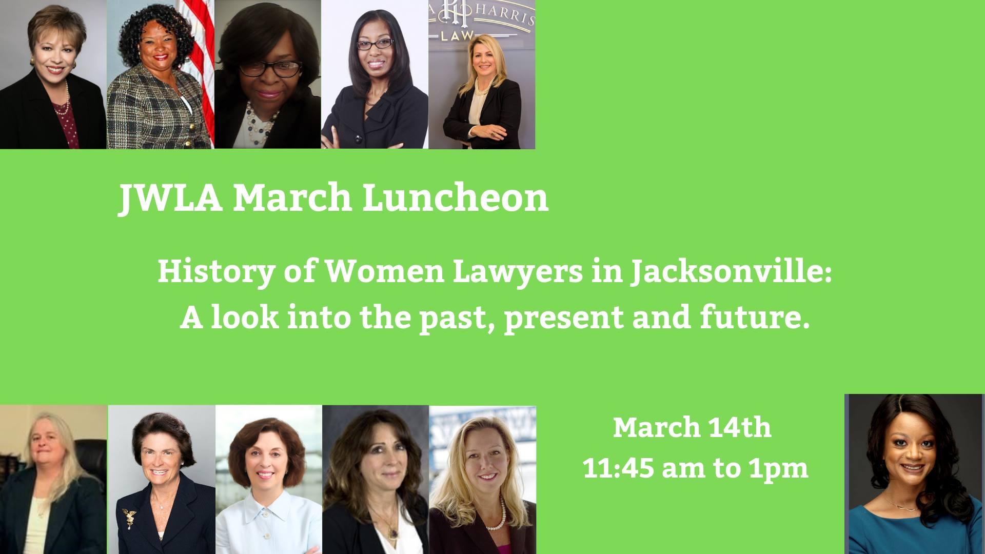 La fundadora de Parra Harris Law, Paola Parra Harris, habla en un panel de mujeres abogadas