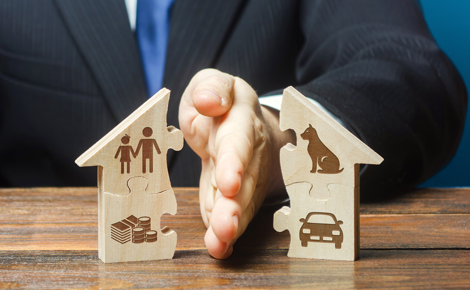 A Look at Property Division Rules in a Florida Divorce